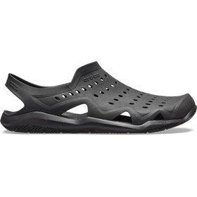 Crocs Swiftwater Wave Pantoffels Heren, black/black